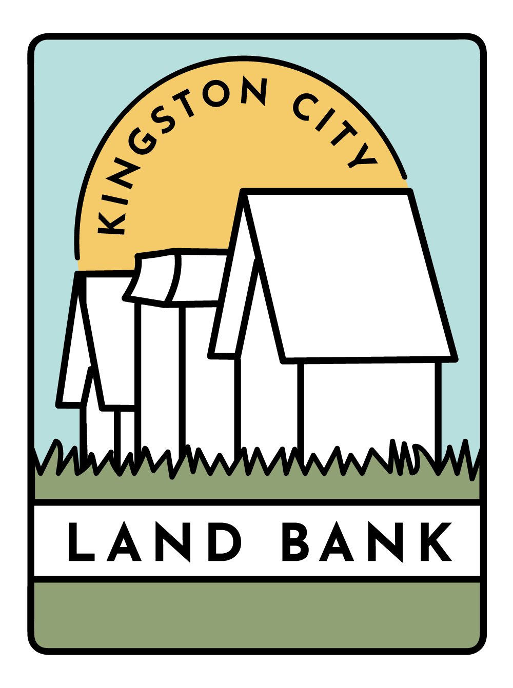 Kingston City Land Bank Logo